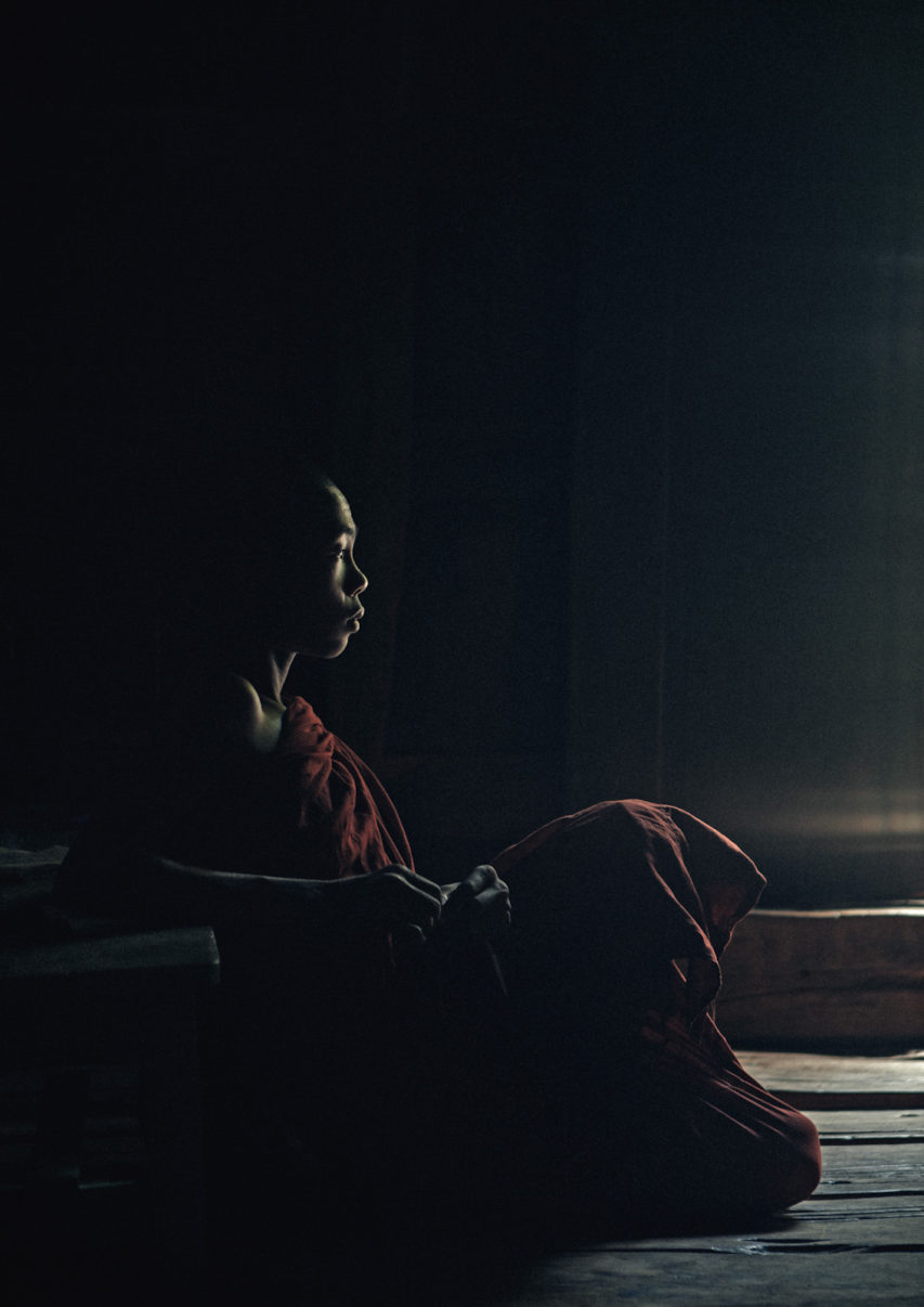 Spiritual Myanmar